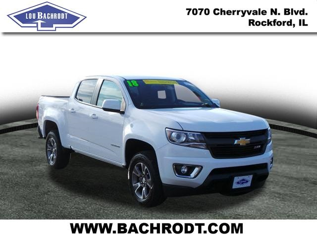 2018 Colorado Crew Cab 4x4, Pickup #18098 - photo 3