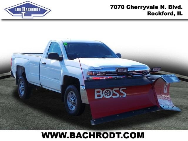 2018 Silverado 2500 Regular Cab 4x4, Pickup #18102 - photo 3
