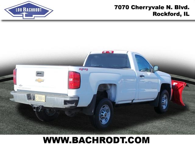 2018 Silverado 2500 Regular Cab 4x4, Pickup #18102 - photo 5