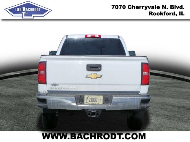 2018 Silverado 2500 Regular Cab 4x4, Pickup #18102 - photo 6