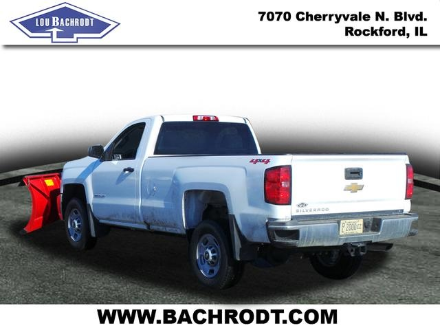 2018 Silverado 2500 Regular Cab 4x4, Pickup #18102 - photo 2