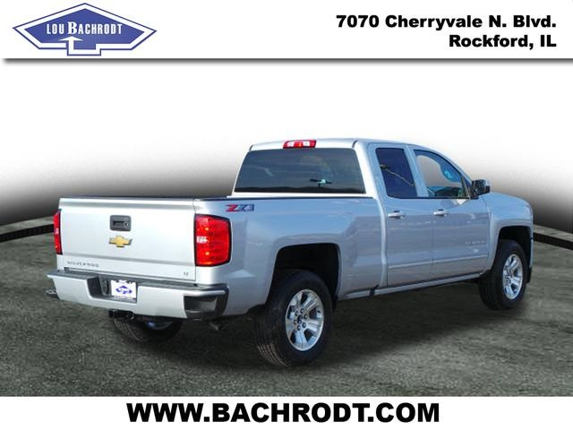 2018 Silverado 1500 Extended Cab 4x4 Pickup #18106 - photo 4