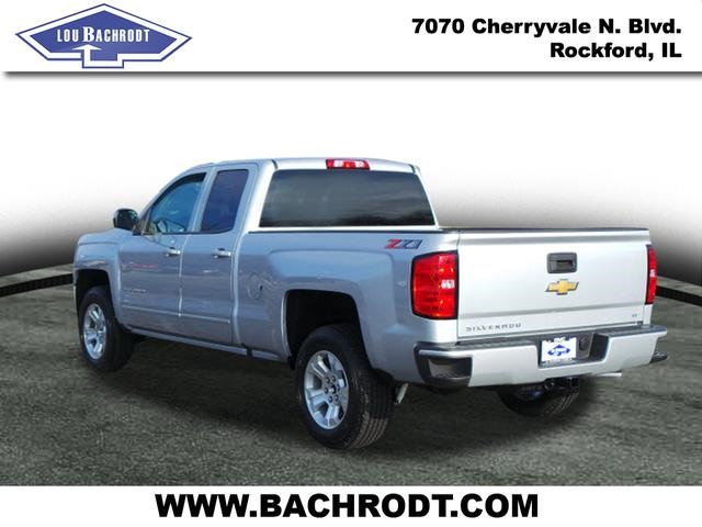 2018 Silverado 1500 Extended Cab 4x4 Pickup #18106 - photo 2