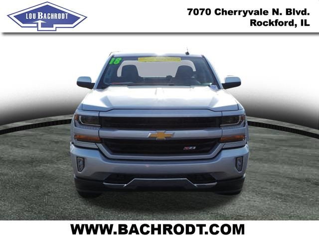 2018 Silverado 1500 Extended Cab 4x4 Pickup #18106 - photo 6
