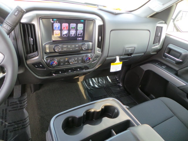 2018 Silverado 1500 Extended Cab 4x4 Pickup #18106 - photo 15