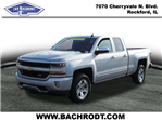 2018 Silverado 1500 Extended Cab 4x4 Pickup #18106 - photo 1