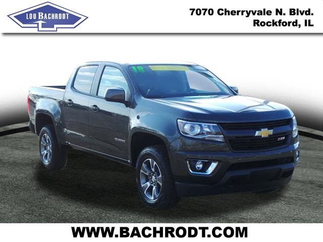 2018 Colorado Crew Cab 4x4 Pickup #18108 - photo 3