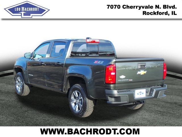 2018 Colorado Crew Cab 4x4 Pickup #18108 - photo 2