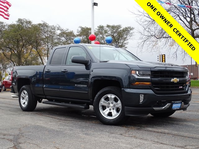 2018 Silverado 1500 Extended Cab 4x4 Pickup #18109 - photo 3