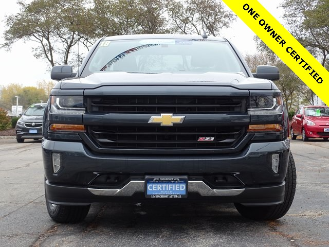 2018 Silverado 1500 Extended Cab 4x4 Pickup #18109 - photo 5