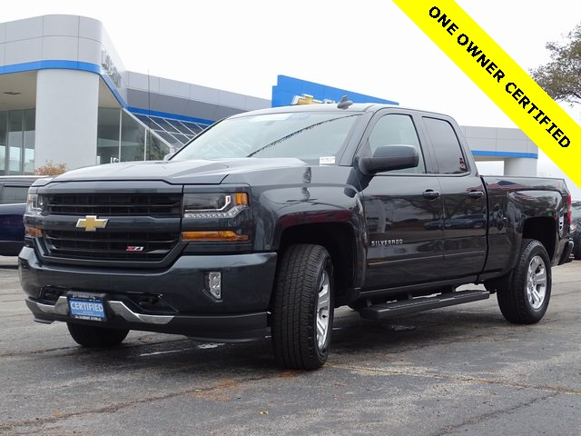 2018 Silverado 1500 Extended Cab 4x4 Pickup #18109 - photo 2