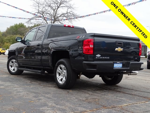 2018 Silverado 1500 Extended Cab 4x4 Pickup #18109 - photo 12