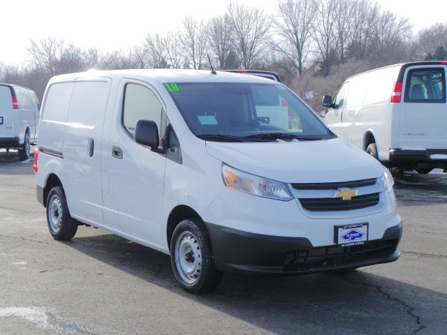 2018 City Express, Cargo Van #18111 - photo 3