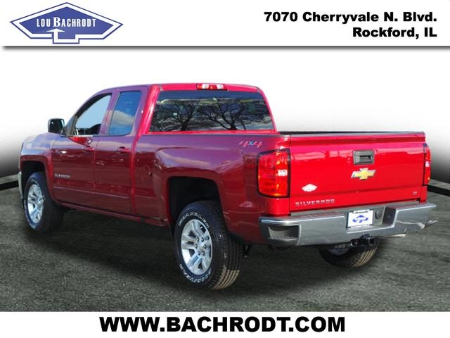 2018 Silverado 1500 Extended Cab 4x4 Pickup #18112 - photo 2