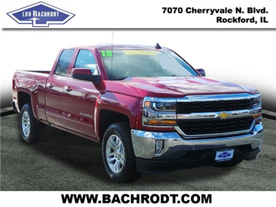 2018 Silverado 1500 Extended Cab 4x4 Pickup #18112 - photo 3