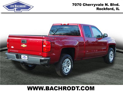 2018 Silverado 1500 Extended Cab 4x4 Pickup #18112 - photo 4