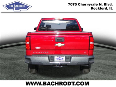 2018 Silverado 1500 Extended Cab 4x4 Pickup #18112 - photo 5
