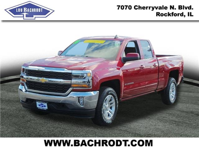 2018 Silverado 1500 Extended Cab 4x4 Pickup #18112 - photo 1