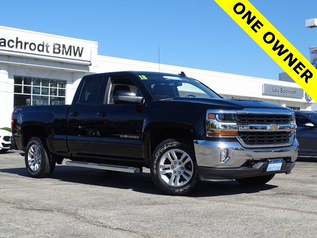 2018 Silverado 1500 Extended Cab 4x4 Pickup #18114 - photo 3