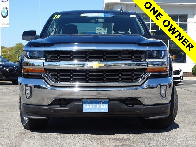2018 Silverado 1500 Extended Cab 4x4 Pickup #18114 - photo 5