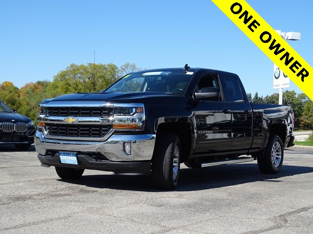 2018 Silverado 1500 Extended Cab 4x4 Pickup #18114 - photo 2