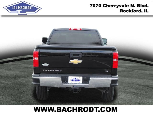 2018 Silverado 2500 Crew Cab 4x4 Pickup #18120 - photo 5