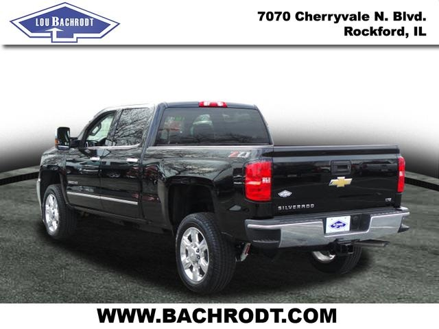 2018 Silverado 2500 Crew Cab 4x4 Pickup #18120 - photo 2