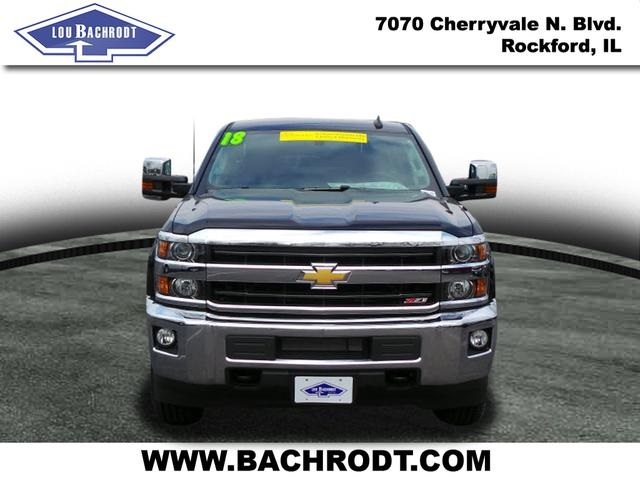 2018 Silverado 2500 Crew Cab 4x4 Pickup #18120 - photo 6