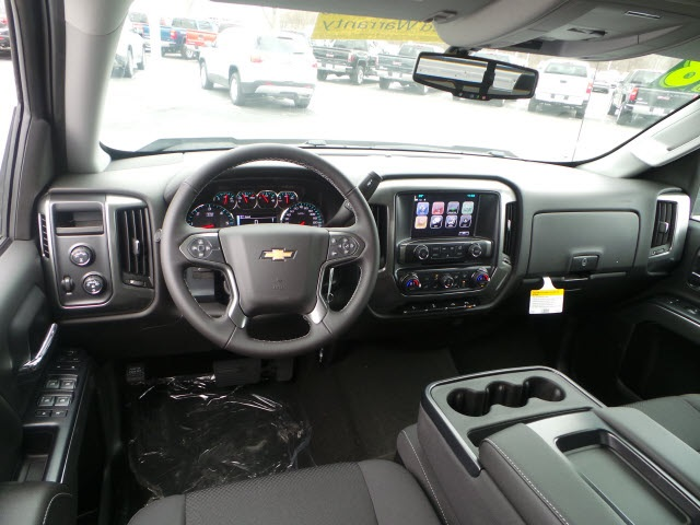 2018 Silverado 1500 Double Cab 4x4, Pickup #18165 - photo 10