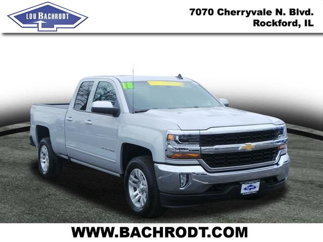 2018 Silverado 1500 Double Cab 4x4, Pickup #18165 - photo 3