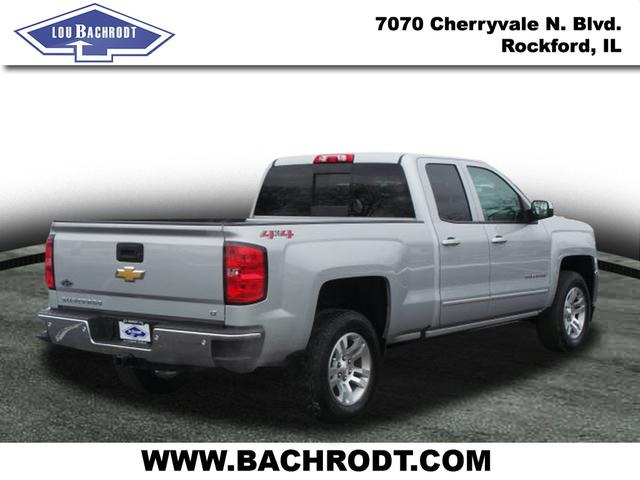 2018 Silverado 1500 Double Cab 4x4, Pickup #18165 - photo 4