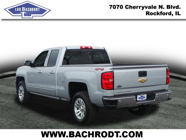 2018 Silverado 1500 Double Cab 4x4, Pickup #18165 - photo 2