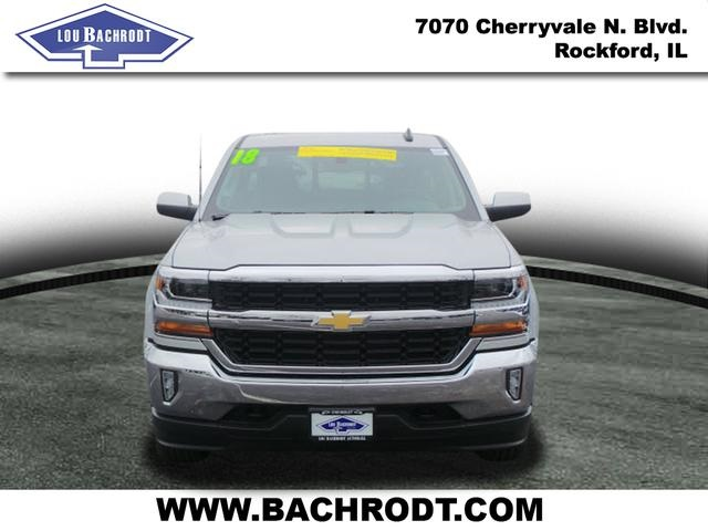 2018 Silverado 1500 Double Cab 4x4, Pickup #18165 - photo 6
