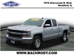 2018 Silverado 1500 Double Cab 4x4, Pickup #18165 - photo 1