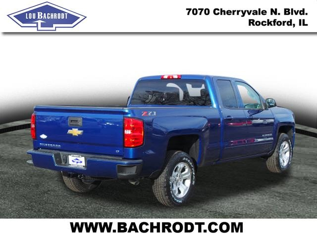 2018 Silverado 1500 Double Cab 4x4, Pickup #18167 - photo 4
