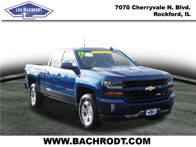 2018 Silverado 1500 Double Cab 4x4, Pickup #18167 - photo 3