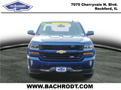 2018 Silverado 1500 Double Cab 4x4, Pickup #18167 - photo 6