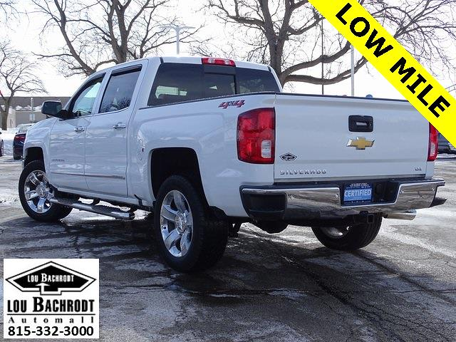 2018 Silverado 1500 Crew Cab 4x4 Pickup #18177 - photo 13