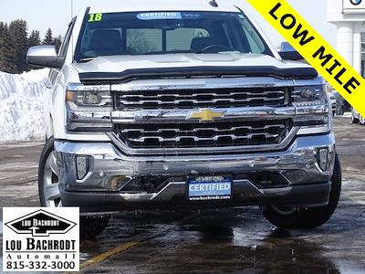 2018 Silverado 1500 Crew Cab 4x4 Pickup #18177 - photo 2