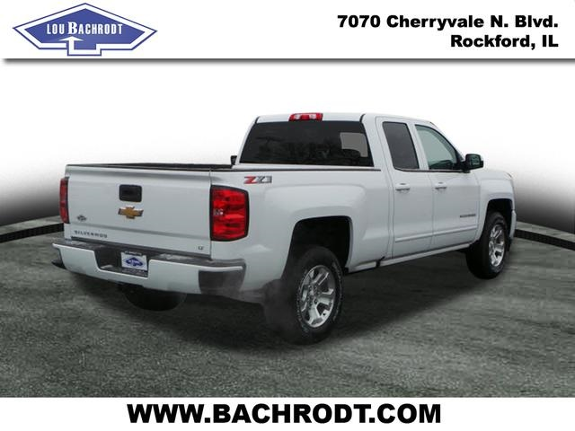2018 Silverado 1500 Double Cab 4x4, Pickup #18179 - photo 4