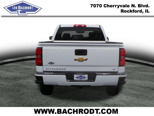 2018 Silverado 1500 Double Cab 4x4, Pickup #18179 - photo 5