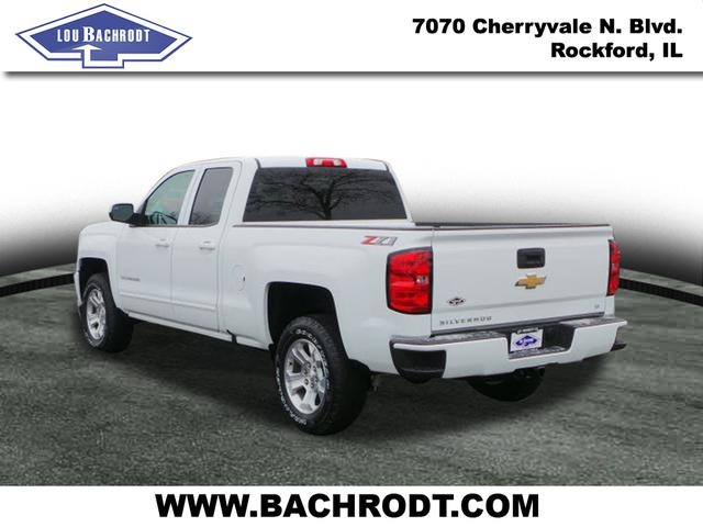 2018 Silverado 1500 Double Cab 4x4, Pickup #18179 - photo 2
