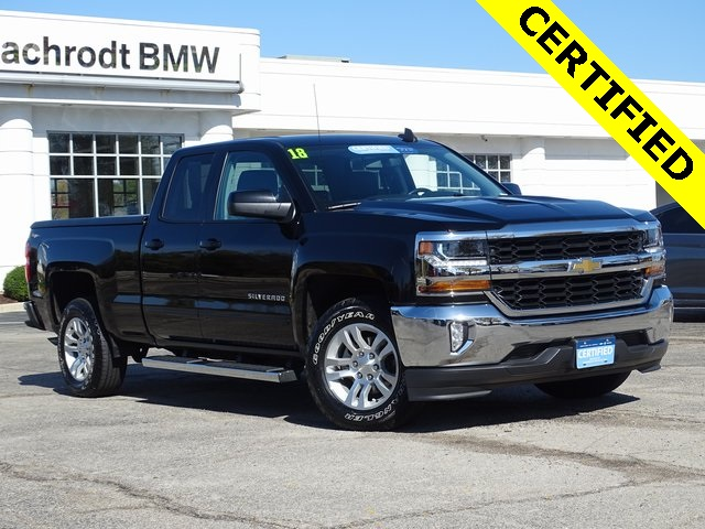 2018 Silverado 1500 Double Cab, Pickup #18184 - photo 3