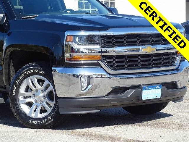 2018 Silverado 1500 Double Cab, Pickup #18184 - photo 4