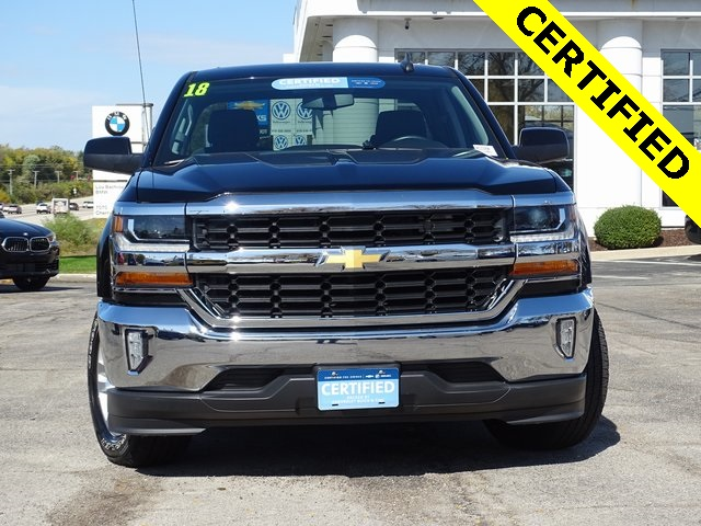 2018 Silverado 1500 Double Cab, Pickup #18184 - photo 2