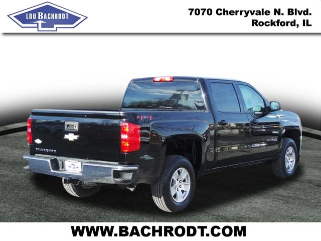 2018 Silverado 1500 Crew Cab 4x4, Pickup #18185 - photo 4