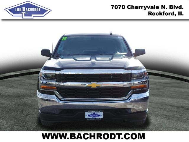 2018 Silverado 1500 Crew Cab 4x4, Pickup #18185 - photo 6