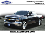 2018 Silverado 1500 Crew Cab 4x4, Pickup #18185 - photo 1