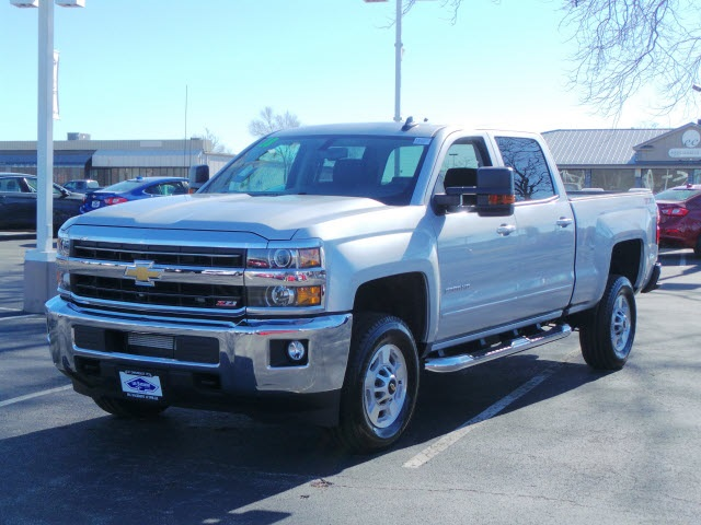 2018 Silverado 2500 Crew Cab 4x4, Pickup #18202 - photo 1