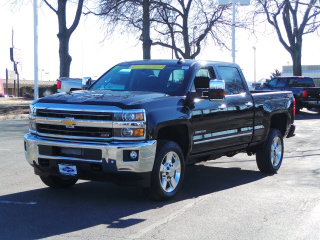 2018 Silverado 2500 Crew Cab 4x4, Pickup #18204 - photo 1